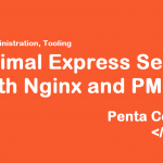 Minimal Express Server with Nginx and PM2