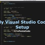 visual studio code theme setup