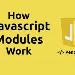 how javascript modules work