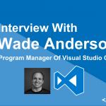 wade anderson visual studio code