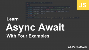 Learn Async Await With Four Examples